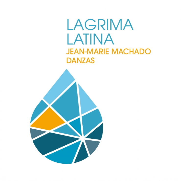 Cover CD lagrima latina